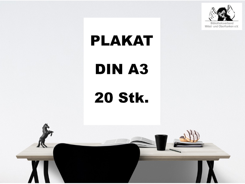 Extrapack Plakate DIN A3